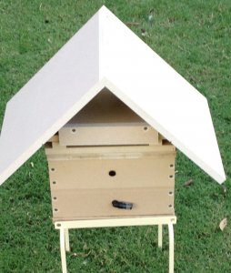 Bee Hive Pitched Roof